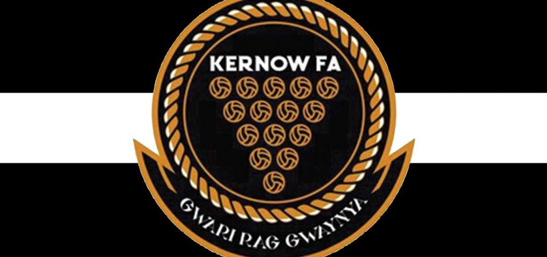 Kernow FA Flag